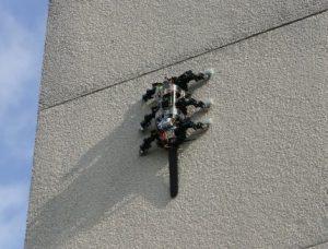 The RiSE Climbing Robot